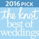 the knot best of weddings 2016 - two little birds planning