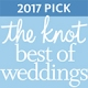 the knot best of weddings 2017 - two little birds planning