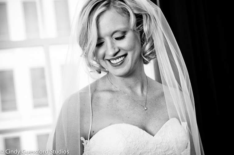 beautiful bridal portrait - two little birds planning