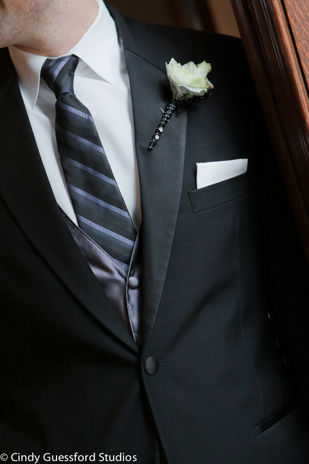 groom boutonniere - two little birds planning
