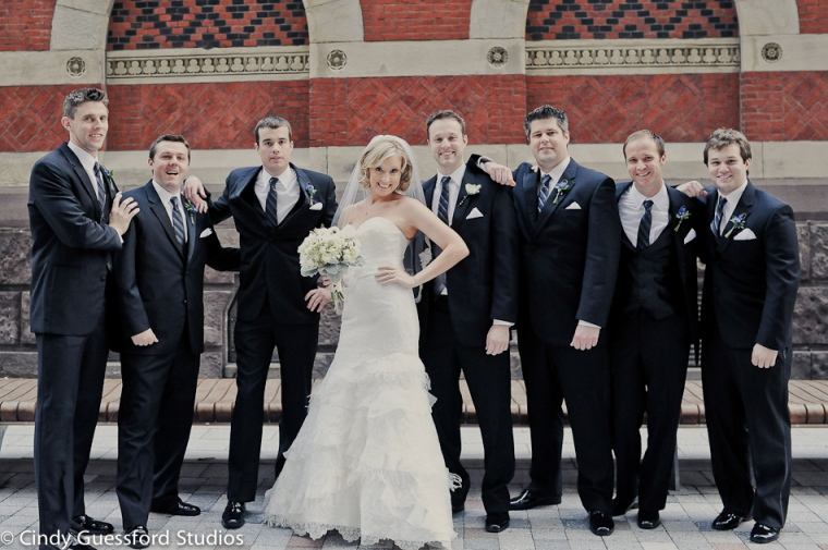 bridal party - two little birds planning