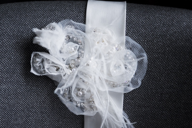 lace garter - two little birds planning