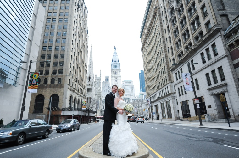 philadelphia wedding portrait - two little birds planning