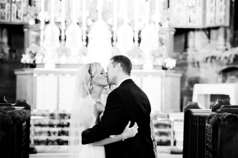 st. clement's church wedding ceremony - two little birds planning