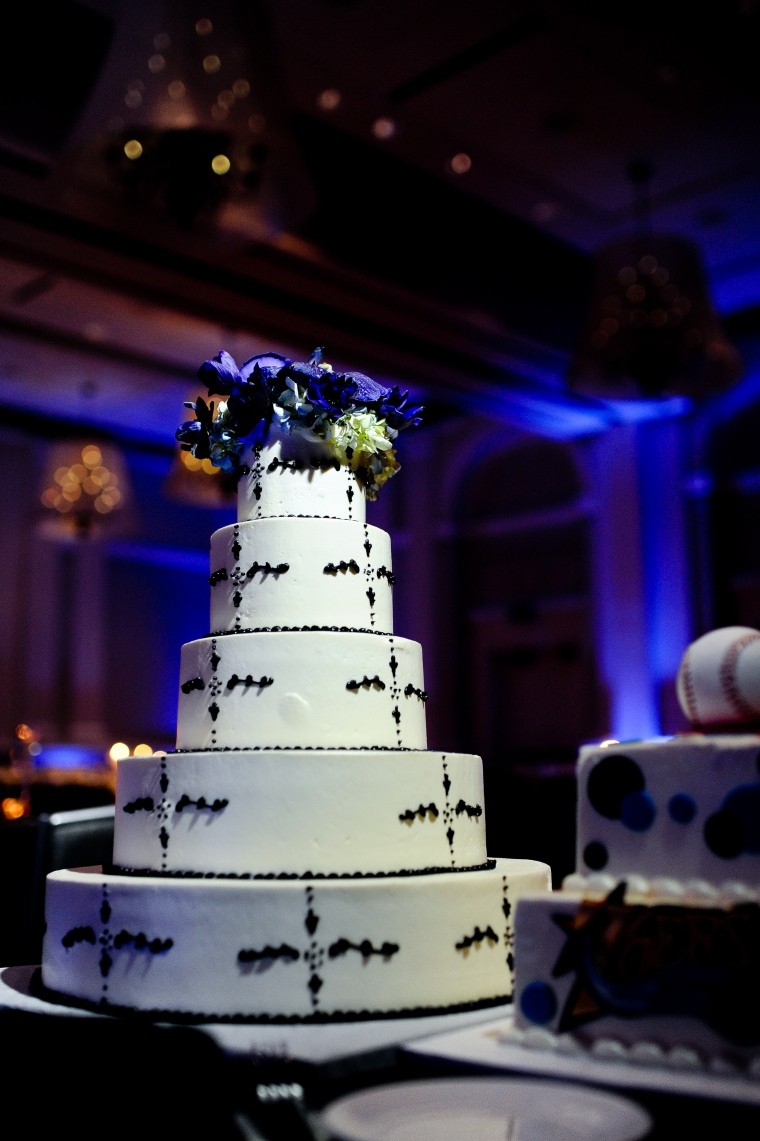 wedding cake - two little birds planning