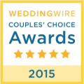 wedding wire couples choice awards - two little birds planning