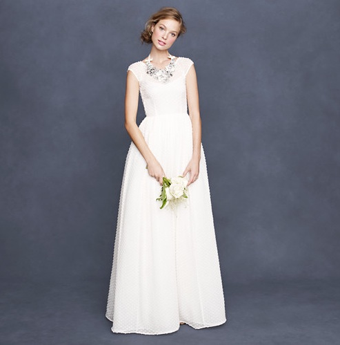 4e6eb88a3d6 J.CREW s One   Only Wedding Event with 20% off now through March 3rd.  Gowns