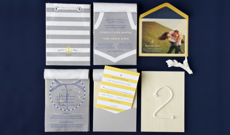 anticipate invitations - two little birds planning