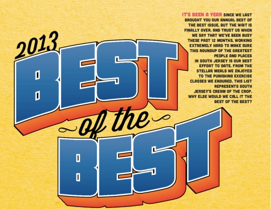 South Jersey Mag July 2013 Best Of Best