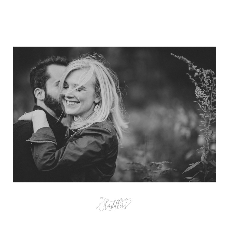 kelly & mike engagement session - two little birds planning