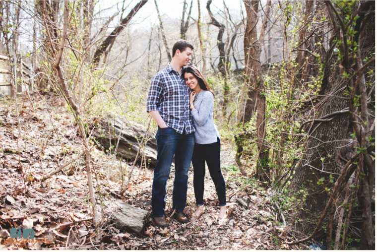 erica & joe engagement shoot - two little birds planning