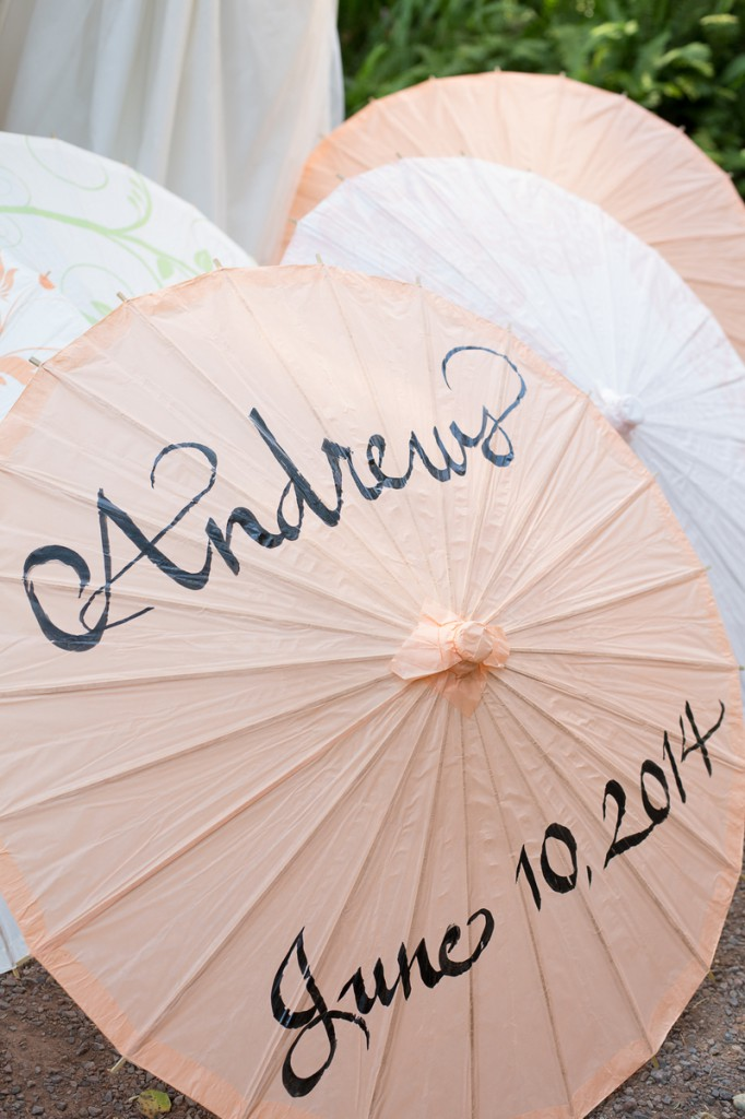 parasols by design - two little birds planning