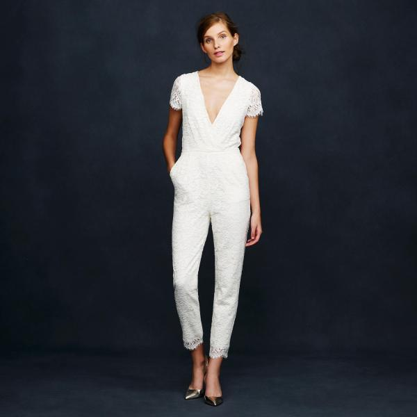wedding jumpsuit - two little birds planning