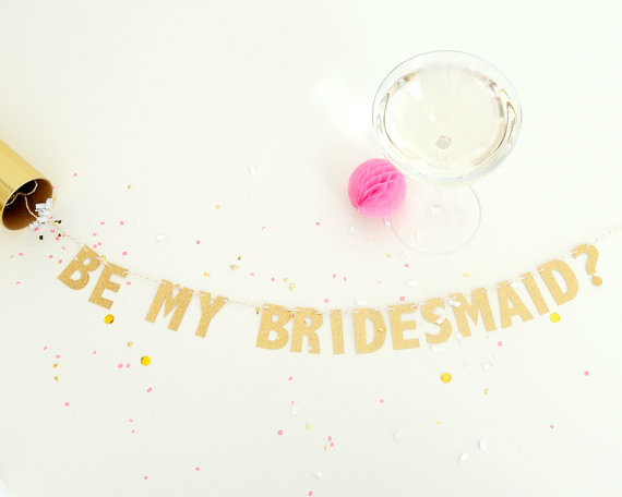 etsy bridesmaids proposals - two little birds planning