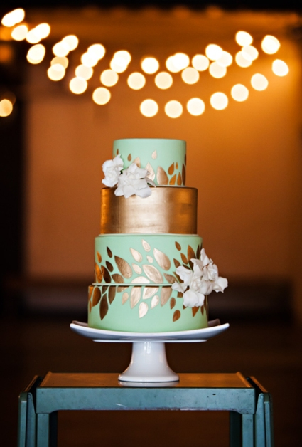 2015 wedding cake trends - two little birds planning