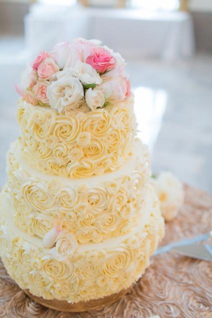 2015 wedding cake trends - two little birds planning