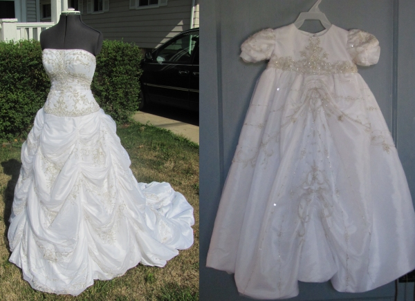 what to do with your dress after the wedding - two little birds planning