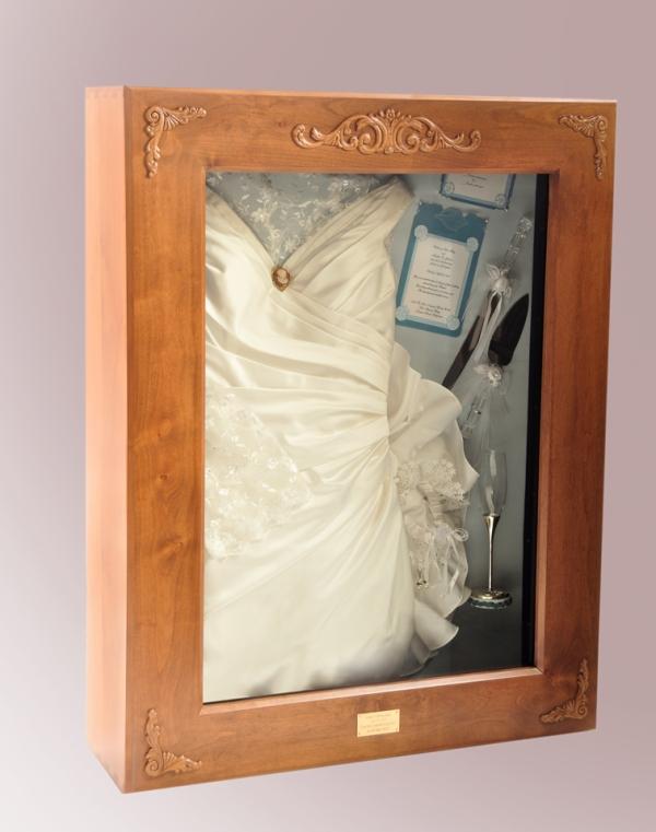 Wedding Dress Keepsake Box