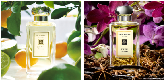 jo malone - two little birds planning