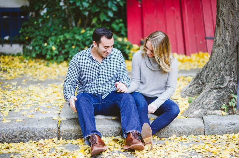 kate & mike engagement - two little birds planning